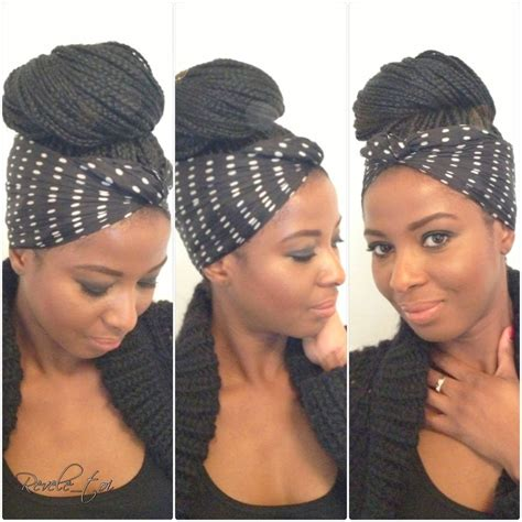 wrap around braid black hair braids wrap for those days when your edges are just about