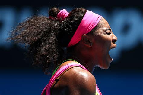 Serena Top By Enter 4 serena williams in best of 2015 australian open zimbio