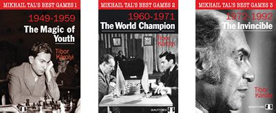the invincible mikhail talã s best 3 books mikhail tal s best trilogy in hardcover special