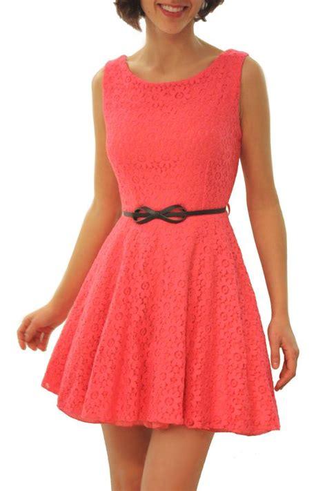 Dress Choco Leo vestidos lindos on coral dress mexican