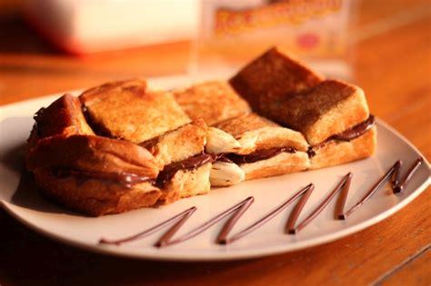cara membuat roti bakar renyah mau tahu cara membuat roti bakar ala cafe termudah toko