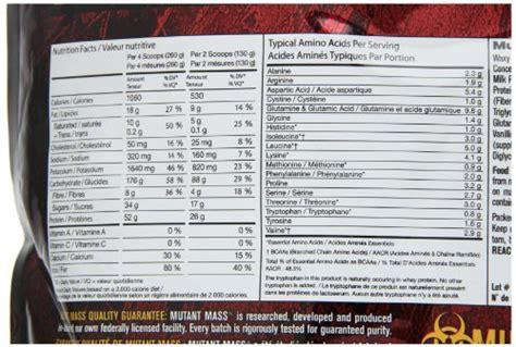 A045 Mutant Mass 15 Lb mutant mass chocolate 15 lb top healthy store
