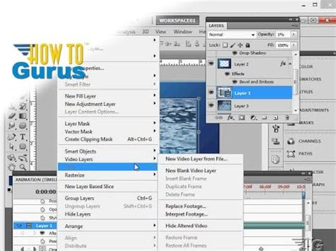 photoshop cs5 layers tutorial pdf how to use adobe photoshop video layers photoshop cs5