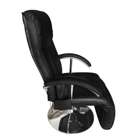 poltrona reclinabile elettrica poltrona relax massaggiante reclinabile elettrica nera