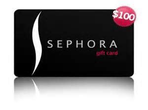Where To Buy Sephora Gift Card - sephora gift card giveaway gotta chop