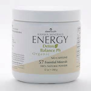 Energetic Detox by Ancient Minerals Serve As Detox Remedy Kanwa