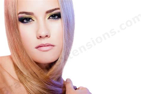 hair color two tone pictures 2013 two tone color style your hair with bold highlights