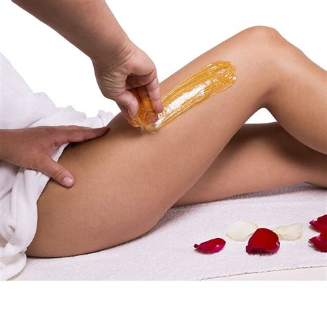Waxing At Home by How To Make Hair Removal At Home Fashionlib