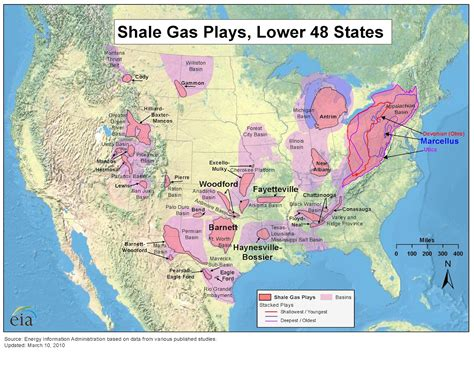 united states shale map peak shale gas development in the united states