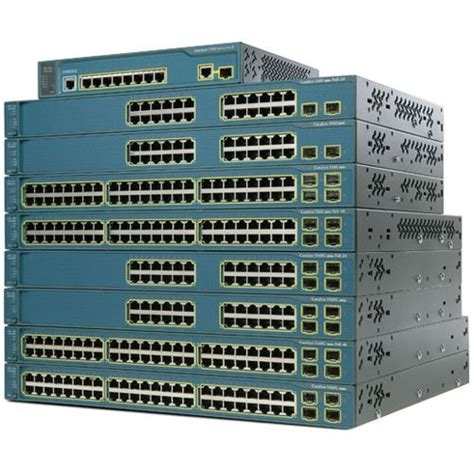 Multilayer Switch cisco catalyst 3560 48 port 10 100 multilayer switch 4 expansion slots quickship