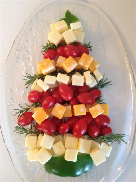 cheese christmas tree special party lightbulbs pinterest