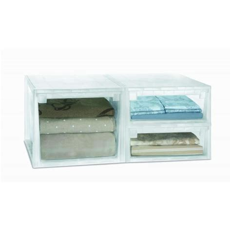 cassetti plastica per armadi cassetto per armadi impilabile 22 lit