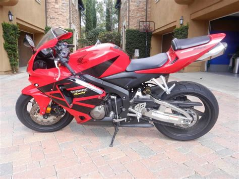 buy honda cbr600rr buy 2005 honda cbr 600rr sportbike on 2040 motos