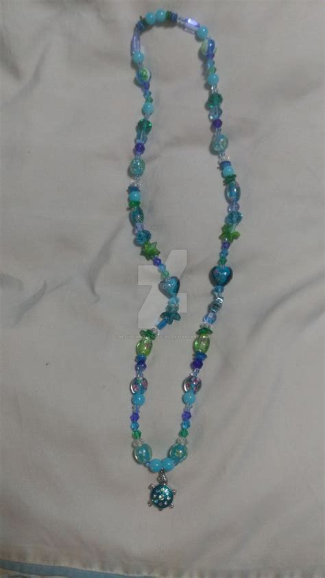 bead dazzled updated again the bead dazzled turtle necklace by