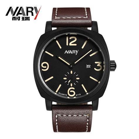 Jam Tangan The Unisex Ab1607 Brown List Gold Plat Black nary jam tangan analog kulit 6119 brown gold jakartanotebook