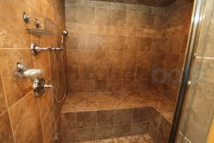 steam shower features a large l shaped bench photo 58 luxury walk in showers design ideas designing idea