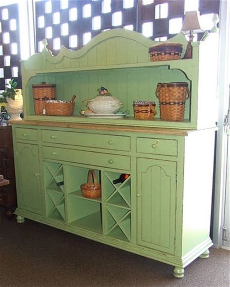 French Country Green Sideboard Buffet Buffets And Green Buffet Furniture