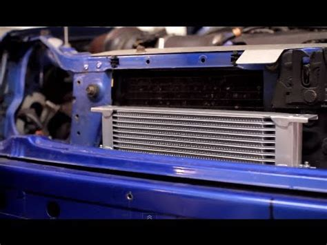 how to install: mishimoto 2001 2005 subaru wrx direct fit