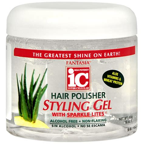 styling gel on black hair fantasia hair polisher styling gel black naps