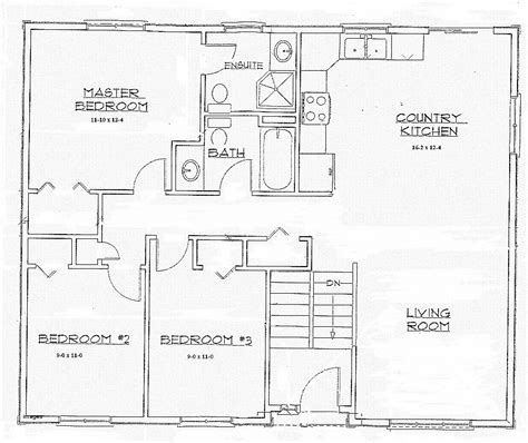 2000 sq ft bungalow floor plans house plan lovely 2000 square foot bungalow house pla