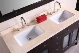 White Double Sink Bathroom Vanities 48 Inch Double Sink Bathroom Vanity Homesfeed