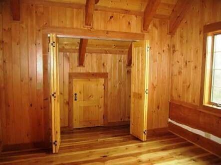 Wood India Brown Pine Wall Panel Rs 25 Foot Global