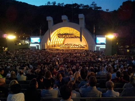 hollywood bowl section f2 hollywood bowl section f1 rateyourseats com