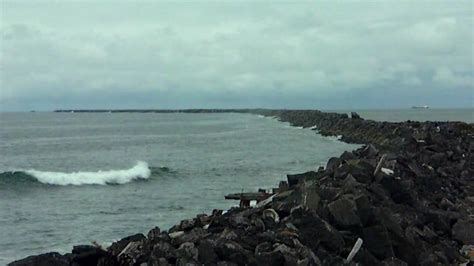 south jetty columbia river youtube