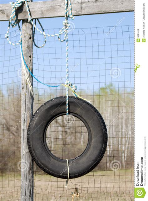 tire swing plans tire swing royalty free stock images image 5291819
