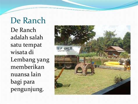Sk Ii Di Bandung tempat wisata di lembang bandung