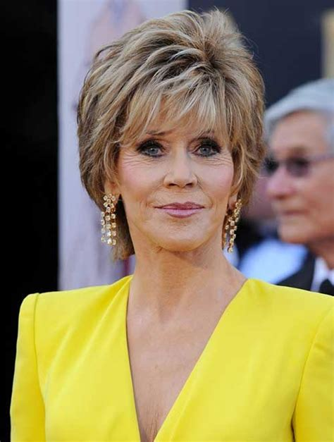 short razor cut hairstyles for women over 50 short haircuts for women in their 50s the best short