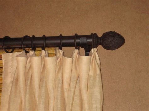 parts of curtain rod traverse curtain rod replacement parts curtain