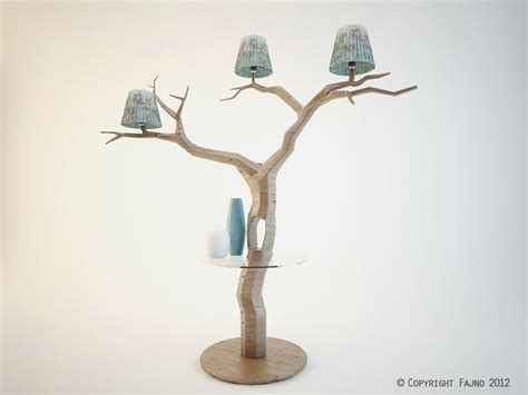 Beautiful Floor Lamp in Tree Form ? My Treem   Home
