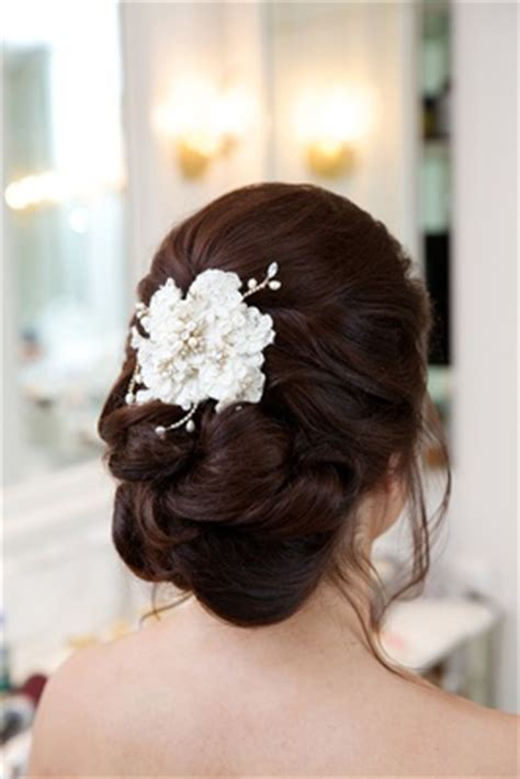 wedding hair: 10 pretty updos for the big day inside