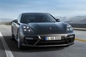Panamera Porsche 2017 Porsche Panamera Uncrate
