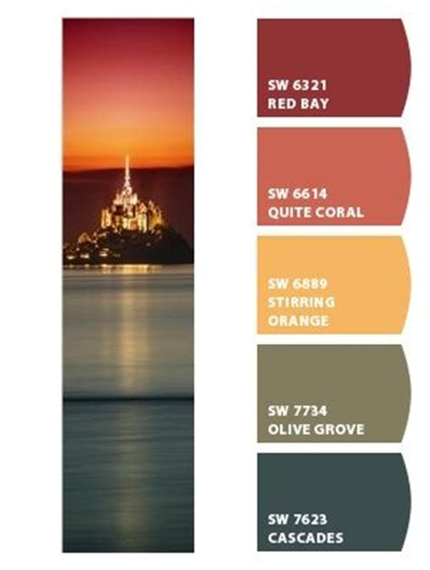 133 best images about i color palettes on taupe paint colors and burnt orange