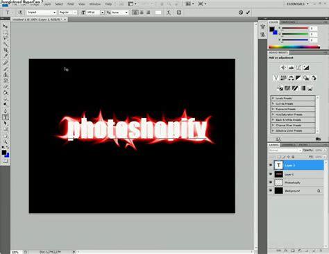 pattern maker photoshop cs4 photoshop cs4 text tutorial youtube