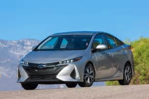 Toyota Prius 2017 Toyota Prius Prime Boasts Better Styling 133 Mpge