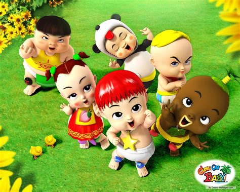wallpaper cartoon baby cartoon baby wallpaper