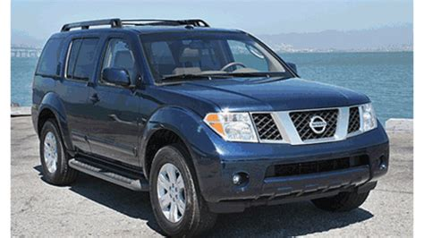 how to learn about cars 2006 nissan pathfinder spare parts catalogs 2006 nissan pathfinder le review roadshow