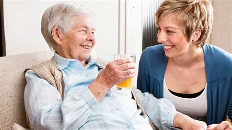 care my ageing parent