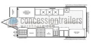concession stand floor plans homemade concession trailer plans quotes