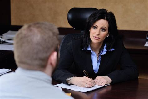 Meets With Lawyer by Best Akron Criminal Defense Attorney Malek
