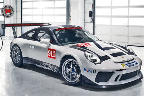 Porsche 911 Gt3 Cup by Porsche 911 Gt3 Cup L Arma Totale 232 Pronta Per La Pista