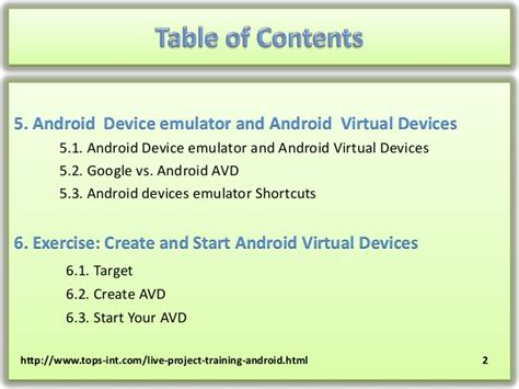 how to develop android apps how to create android applications