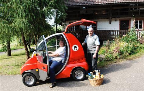 Auto 25 Km H Ohne Führerschein Kaufen by Elektrofahrzeug Friesenscooter 2 Sitzer 2 T 252 Ren