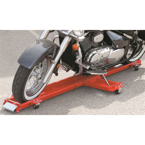low motocross motorcycle dolly low profile