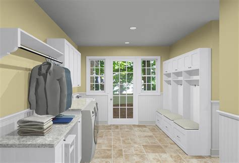 Bathroom Ideas With Wainscoting by Mud Rooms Offer A Family And Home Many Possible Uses