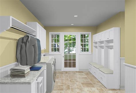 Mud Rooms Offer a Family and Home Many Possible Uses