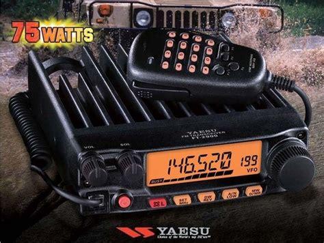 Yaesu Ft 2900 By Tokohandytalky base yaesu ft 2900r 75 w liberada 218 nicas modelo 2012